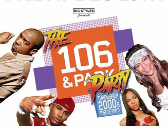 106th & Party  2000's Throwback Party