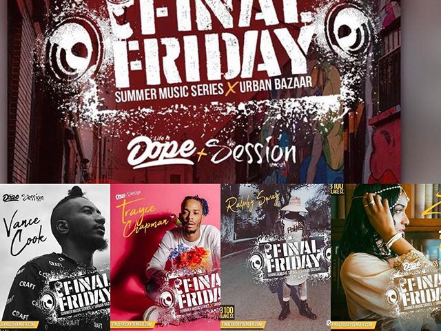 Final Friday Collaboration