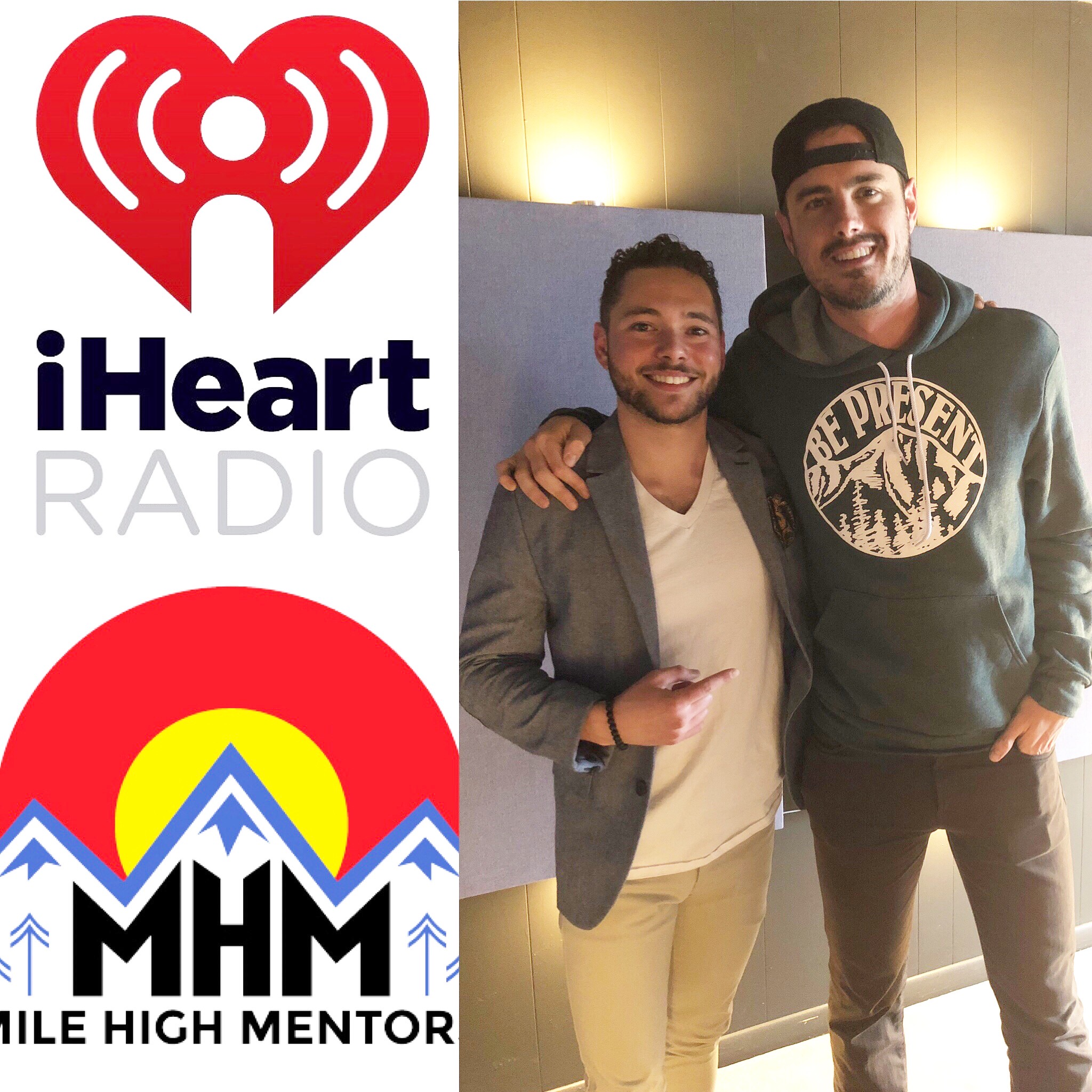 Mile High Mentors w/ iHeartRadio's Ben Higgins