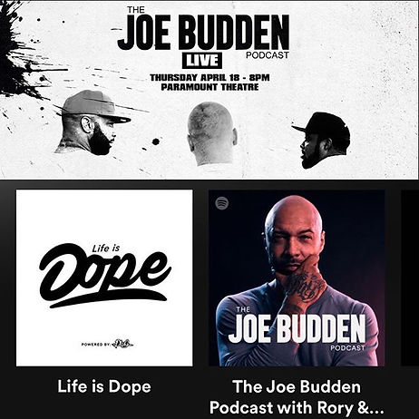 🚨Win FREE Tickets 🚨@TheJoeBuddenPod in