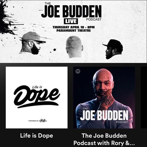 Spotify's Joe Budden Podcast Live In Denver