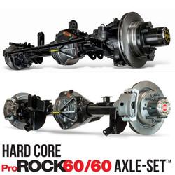 Hard Core ProRock 60/60 Axle-Set