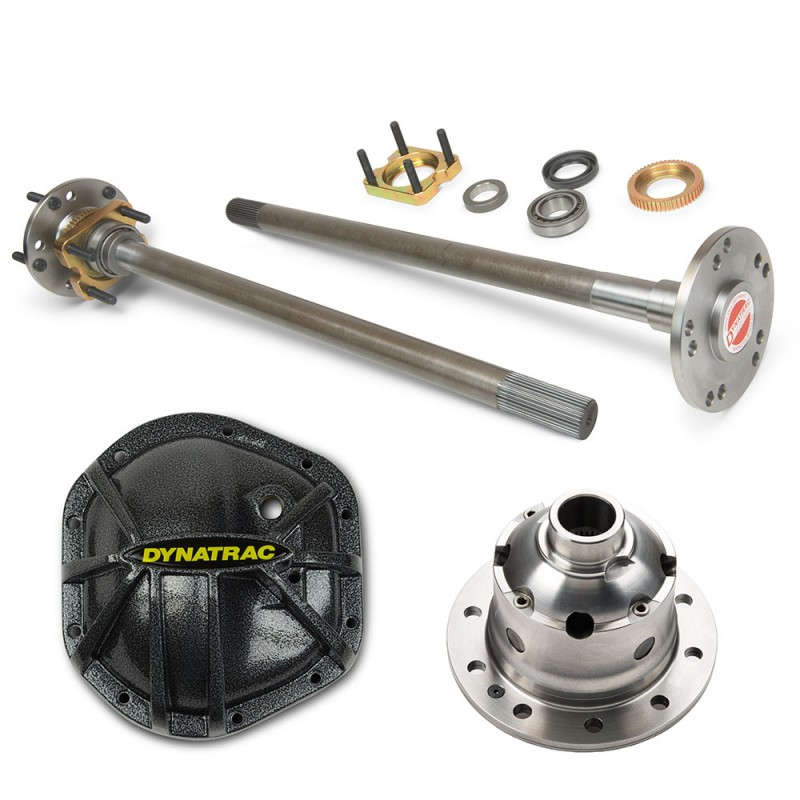 JK44 Rear 35-Spline Axleshaft Bundle