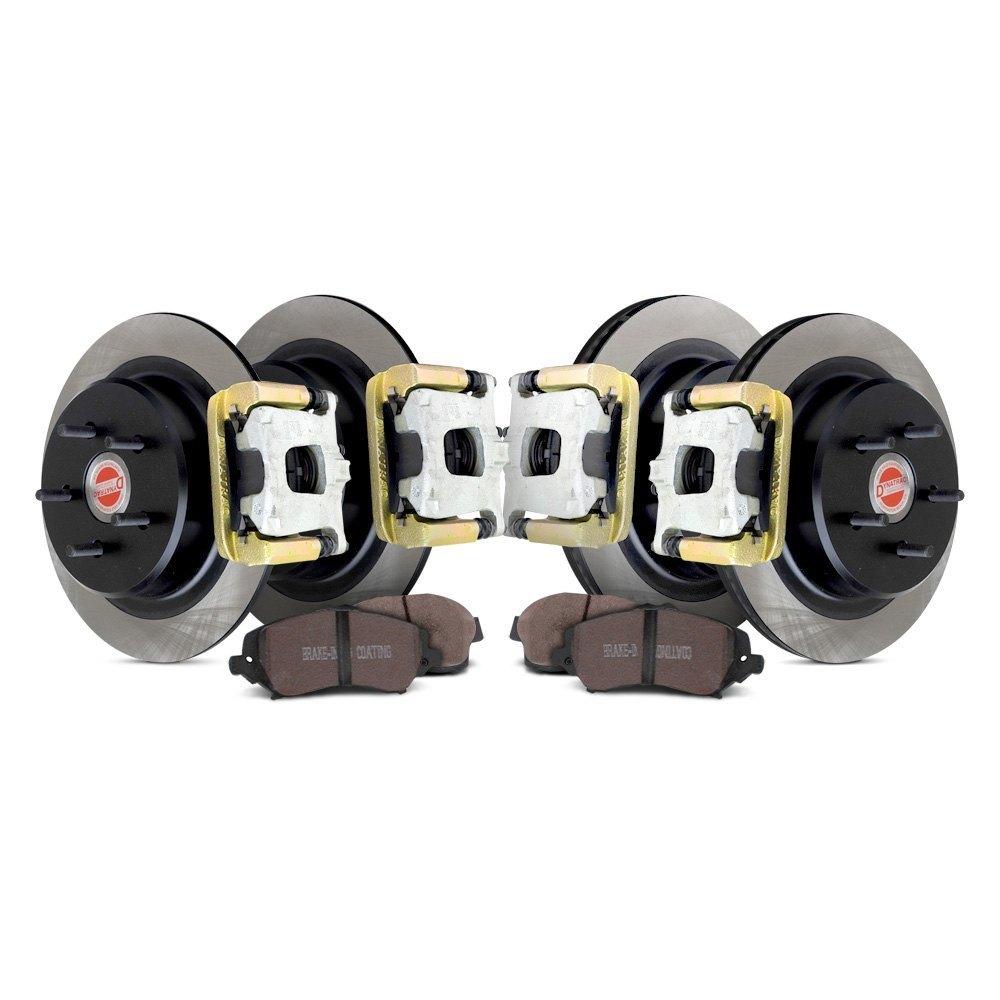 Dynatrac ProGrip Brake System