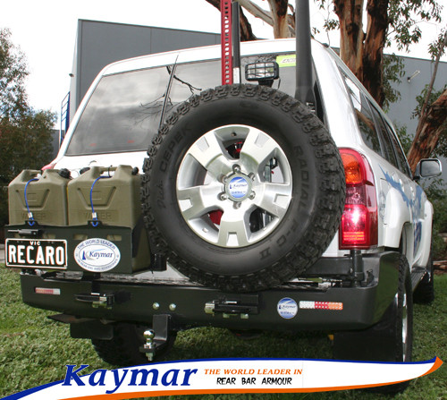 Jerry Can Carrier Kit