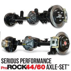 Serious ProRock 44/60 Axle Set