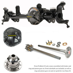 Trail Leader Axle Package