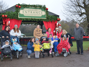 UNDER 5'S AUDLEY END CHRISTMAS TRIP 2016