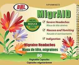Migraine Aid Capsules