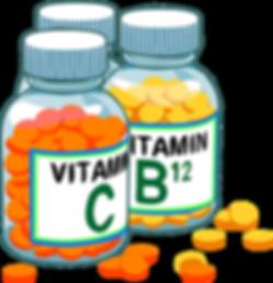 Vitamins, Minerals