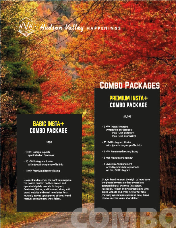Media Kit - Combo Packages