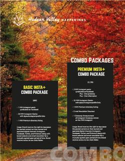 Media Kit - Combo Packages