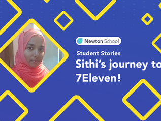 Sithi's Journey of getting into 7-Eleven as a Software Engineer!