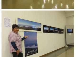 フォト倶楽部「写楽」の写真展開催されました