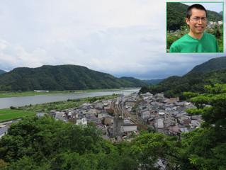 日本三大あらしのひとつ「円山川」