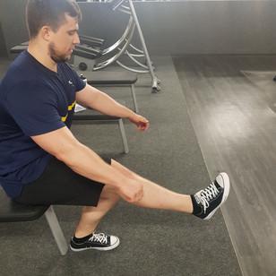 Bearlog Monster Week 2 - Squats, squats, squats...