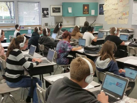 PTO & Local Business Partner to Purchase Chromebooks
