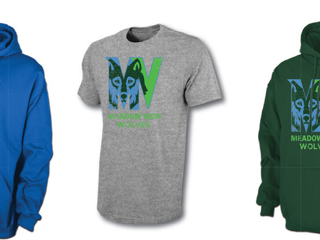 Order Your Meadow View Spirit Gear