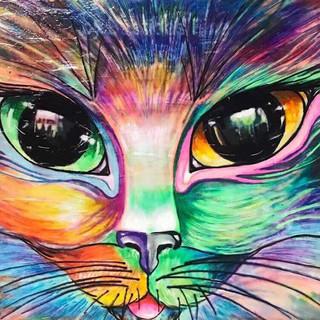 Jose Bastidas: Kitty Portrait Series