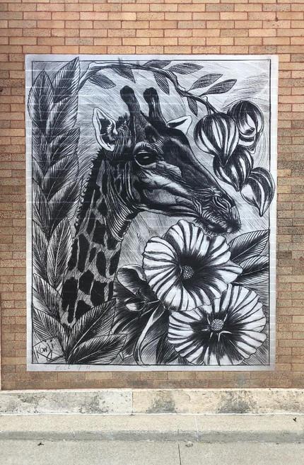 Mural: Satisfied