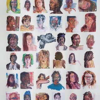 Robert Tavani: Heads