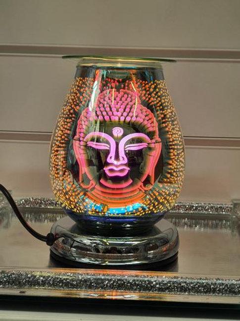 Wax Melt Burner Touch - 3D Buddha