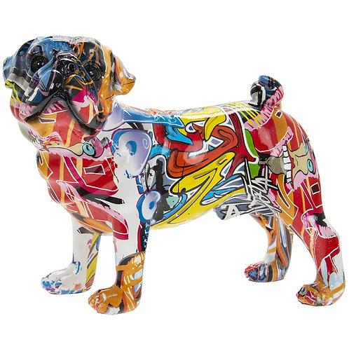 Graffiti Pug
