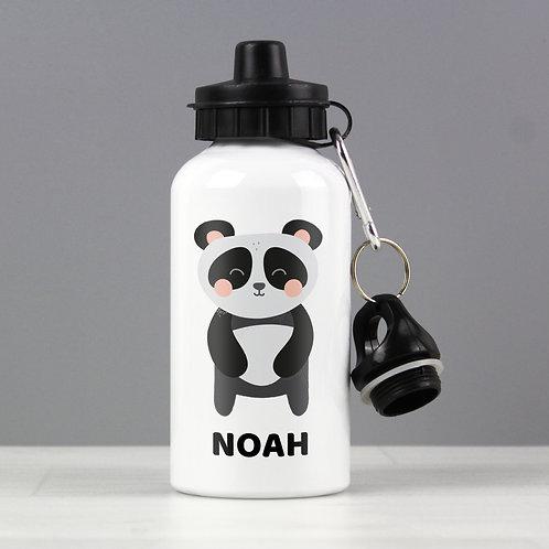 Personalised Panda Drinks Bottle