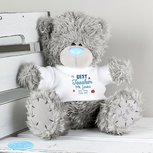 Personalised Me to You Bear Best Teacher