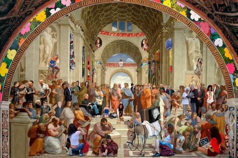The School of Athenes