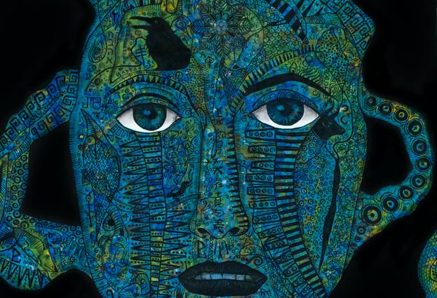 Portrait Details