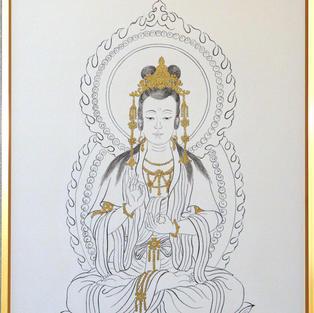 WSA66019  觀世音菩薩像