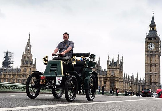 2015 London to Brighton Veteran Car Run