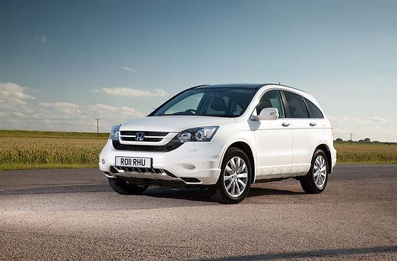 Honda CR-V Scoops Best Used Compact SUV Award