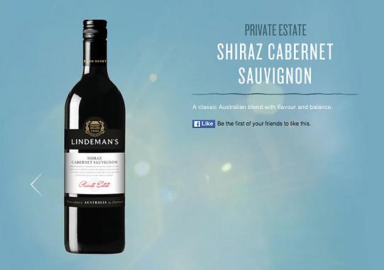 Top Picks: Lindeman's Private Estate Shiraz Cabernet Sauvignon