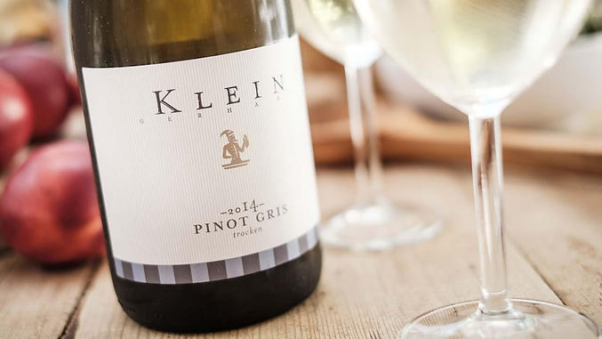Top Picks: Peter Klein Pinot Gris Trocken