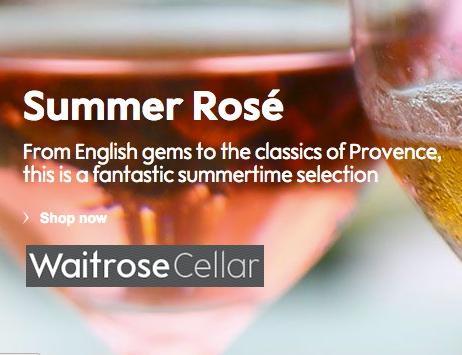 Waitrose Cellar Rosé