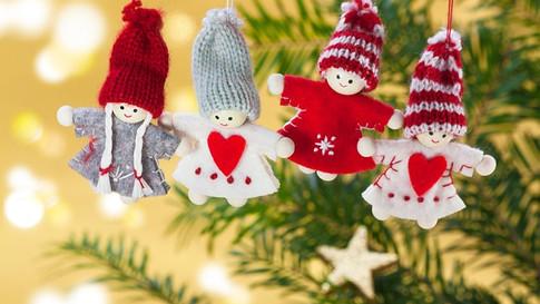 Last Minute Christmas Home Decor Ideas