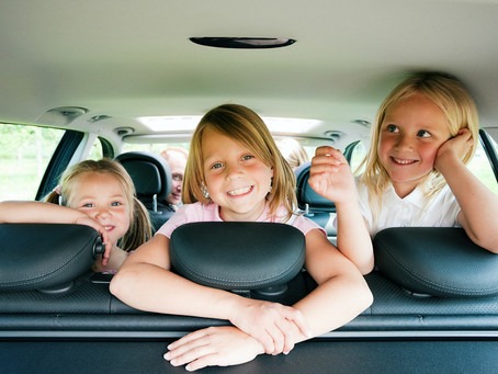 Travelling With Kids - Staying Sane Part 1