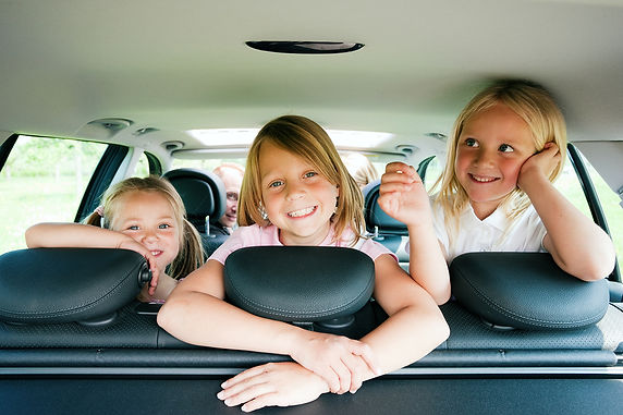 Travelling With Kids – Staying Sane – Part 1