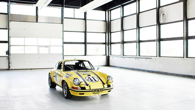 Perfect Down To The Last Detail: Restored Porsche 911