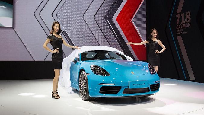 The New Porsche 718 Cayman