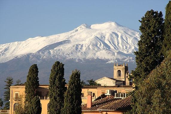 Discover Mount Etna & Taormina