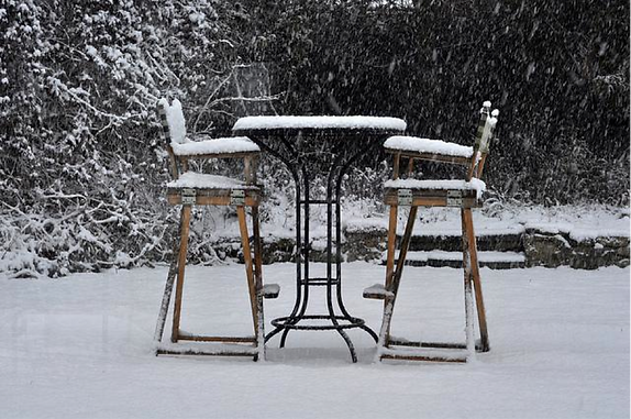Protecting Your Garden Furniture This Winter