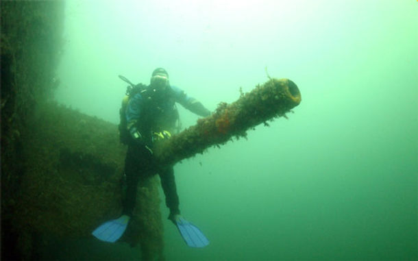 Scapa Flow: Explore the Battleships of the Deep