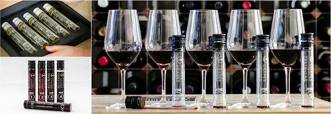 The Honest Grapes Taste Lab Kit