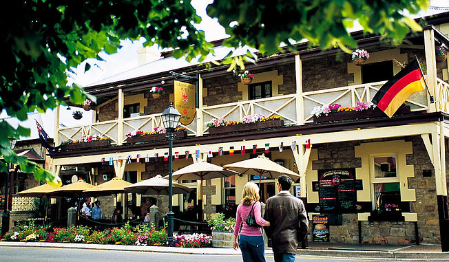 Hahndorf: A German Town In Oz