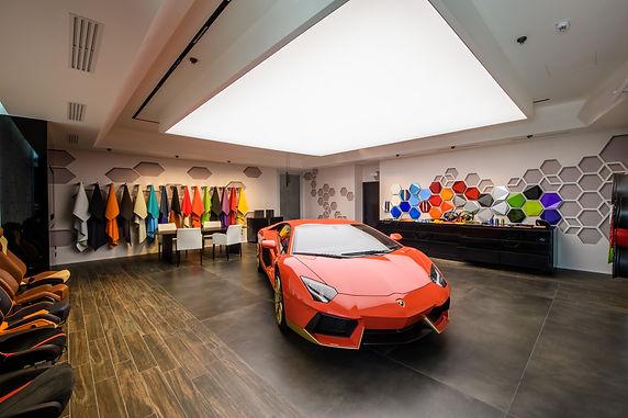 Lamborghini Launches The Ad Personam Studio