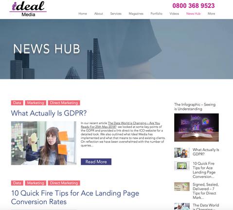 Ideal Media Blog