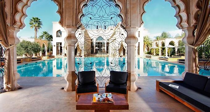 Morocco: Palais Namaskar